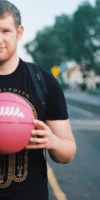Dribbble Ball Project